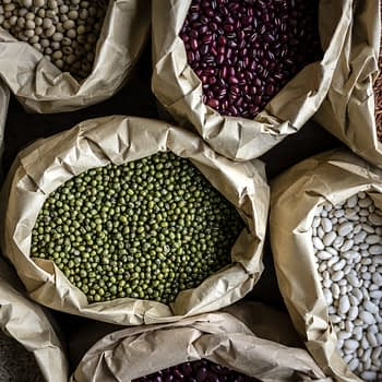Legumes &ampp; Grains