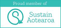 Sustain Aotearoa Logo